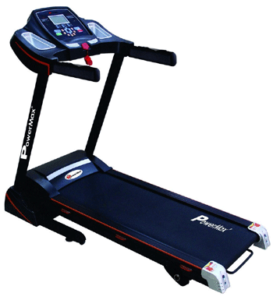 Powermax TDM 100s Treadmill for Running