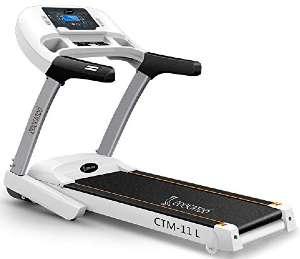 Cockatoo CTM11L 3.5 HP Motorised Treadmill