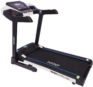 Fitkit FT200 Motorized Folding Treadmill