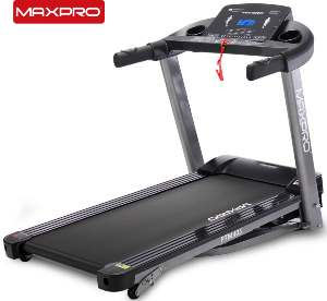 MAXPRO PTM405 2HP Folding Treadmill