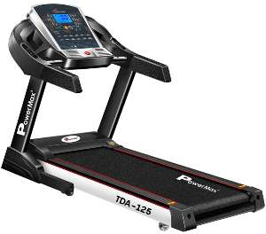 Powermax Fitness TDA-125 Treadmill