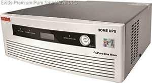 Exide Inverter for Home - 850Va Sinewave UPS