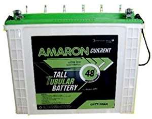 Amaron Tubular Battery for Home Inverter