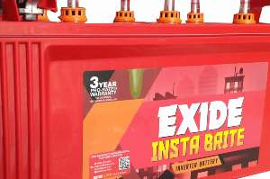 Exide Inverter UPS Battery