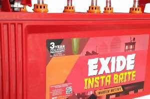 Exide Inverter UPS Battery