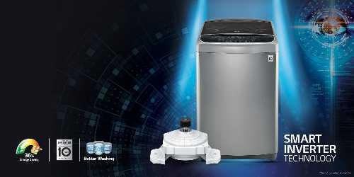 Smart Inverter Washing Machines in India