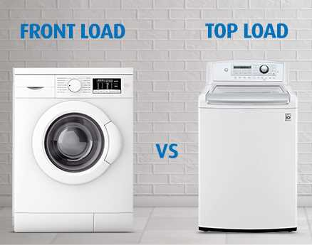 Front Load vs Top Load Washing Machine: Which is Better?