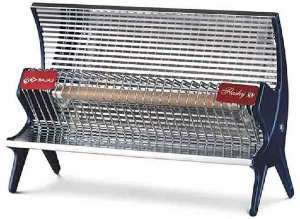 Bajaj radiant room heater