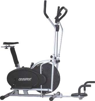 Cockatoo OB-04 Cross Trainer cum Exercise Bike
