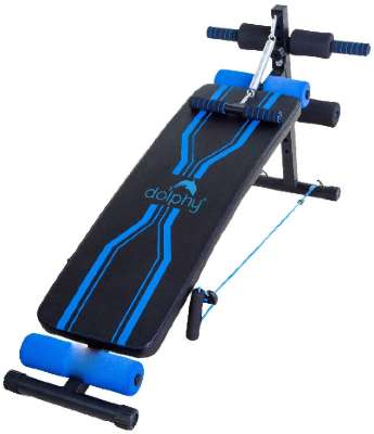 Dolphy Abs Exercise Bench