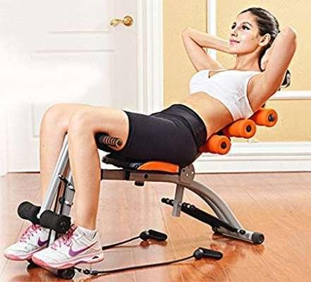 HNESS 6 Pack Abdominal Exerciser