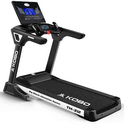 Kobo Commercial Treadmill for Home Gym