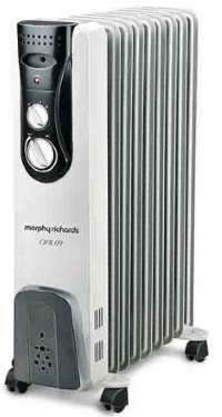 Morphy Richards Oil Filled Room Heater