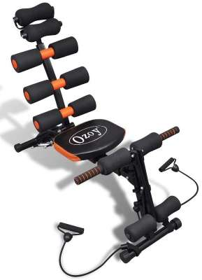 Ozoy 6 Pack Abs Workout Machine