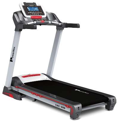 PowerMax Fitness TAC-400 Commercial Treadmill for Home Use