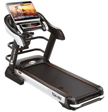 PowerMax Fitness TDA-595 Treadmill for Commercial Use