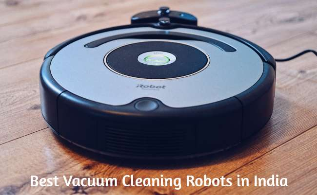 Dry & Wet Robotic Vacuum Cleaners for Home