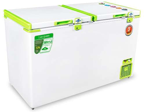 Rockwell Double Door Deep Freezer