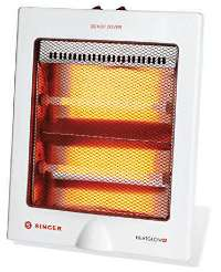 Singer 800-Watt Room Heater