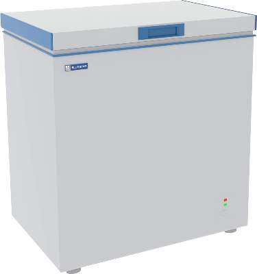 Single Door Blue Star Deep Freezers