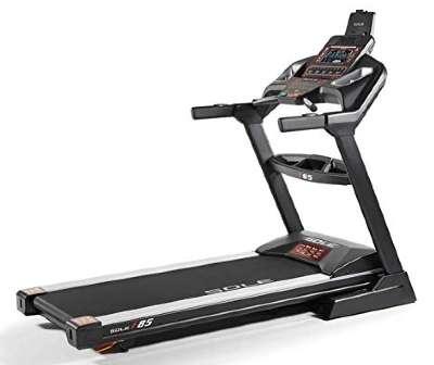 Sole SF85T Gym Use Treadmill