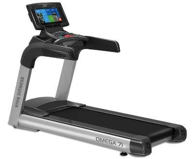 Viva Fitness Omega 7i Treadmill for Commercial Use