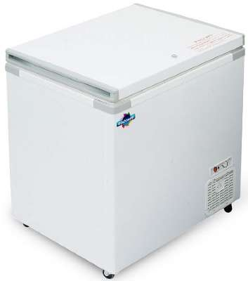 rockwell single door freezer