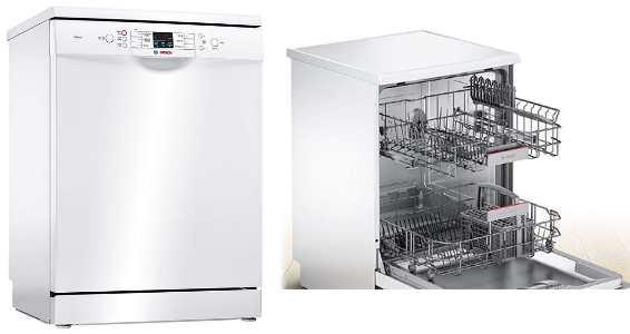 Bosch Dishwashers India for large family