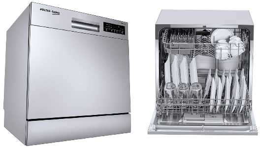 Voltas Counter Top Dishwasher India