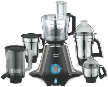 Preethi Mixer Grinder Juicer