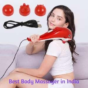 Dolphin Full Body Massager Machine India