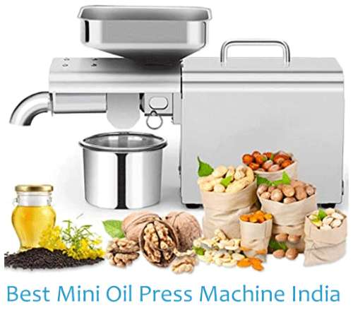 Best Mini Oil Press Machine India