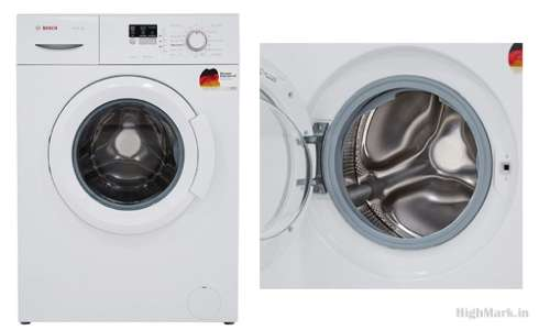 Bosch Front Loading Washing Machine
