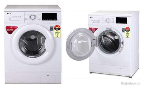 LG Inverter Washing Machine Front Load