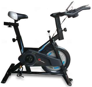 Powermax Fitness BS150 Spin Exercise Bike