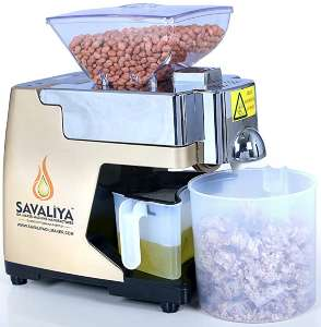 Savaliya Oil Press Machine