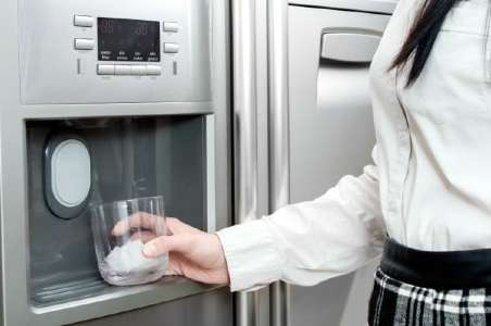 Refrigerator with Fastest Ice Making Technology
