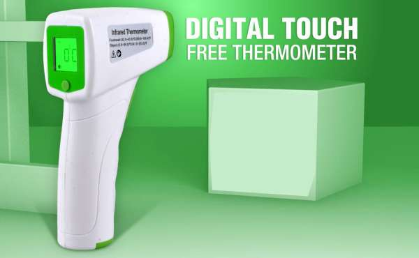 Best Infrared Forehead Thermometer India