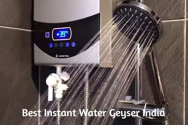 Instant Water Geyser for Bathroom