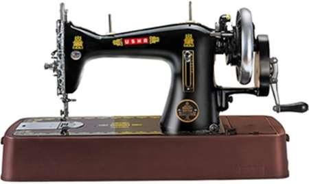 USHA Manual Straight-Stitch Sewing Machine India