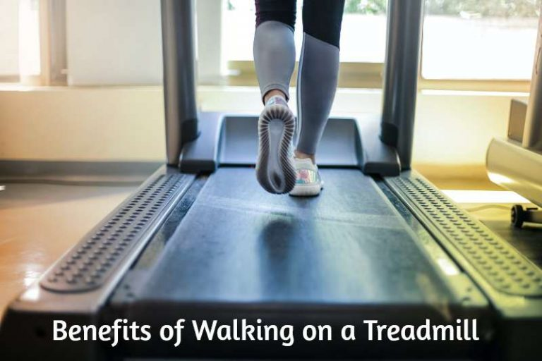 Treadmill Walking Health Benefits