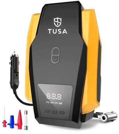 TUSA Digital Car Tyre Inflator