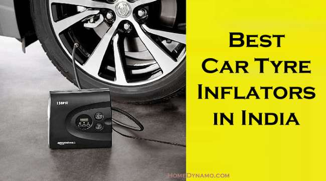 best car tyre inflators india