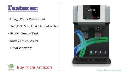 AO Smith Z8 Hot Water Purifier