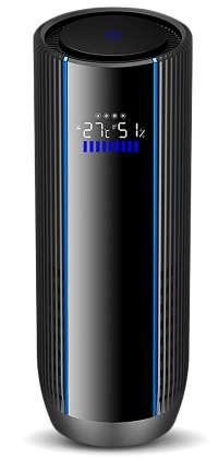 GoMechanic mini air purifier for car