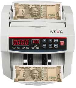 StoK ST MC01 Currency Counter