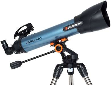 Celestron Inspire Refractor Telescope for Space Viewing