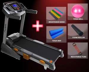 Durafit 2.5 HP (Peak 5.0 HP) Foldable Treadmill