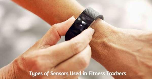 Fitness Tracker Sensors