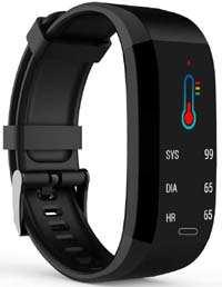GOQii Vital 2 - Blood Pressure Monitor Fit Band